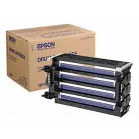 EPSON ORIGINAL - Epson S051211 Noir, Cyan, Magenta, Jaune (36000 pages) Tambour de marque