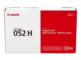 CANON ORIGINAL - Canon 052H Noir (9200 pages) Toner de marque
