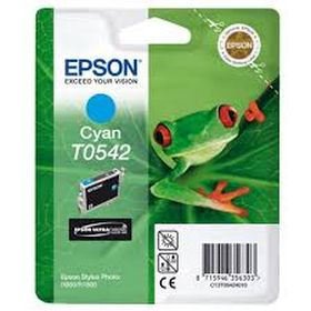 Epson T0542 Cyan (13 ml) Cartouche de marque