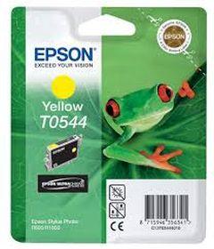Epson T0544 Jaune (13 ml) Cartouche de marque