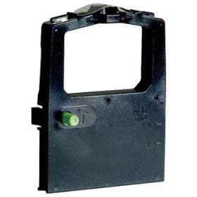 COMPATIBLE OKI - 09002303 Noir (3 MC) Pack de 5 rubans encreur génériques