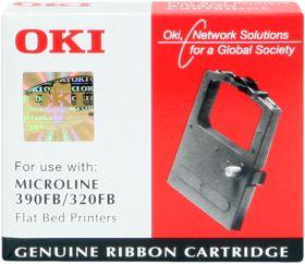 OKI ORIGINAL - OKI 09002310 Noir (2MC) Ruban encreur de marque
