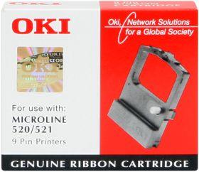 OKI 09002315 Noir (4 MC) Ruban encreur de marque
