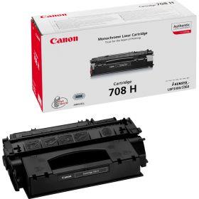 CANON ORIGINAL - Canon 708H Noir (6000 pages) Toner de marque