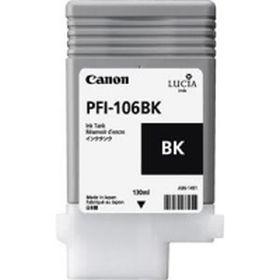 CANON ORIGINAL - Canon PFI-106 Noir (130 ml) Cartouche de marque