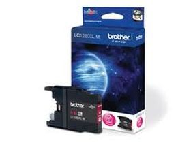 BROTHER ORIGINAL - Brother LC-1280 XL Magenta (1200 pages) Cartouche de marque