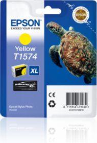 EPSON ORIGINAL - Epson T1574XL Jaune (25,9 ml) Cartouche de marque