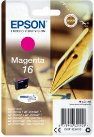 EPSON ORIGINAL - Epson 16 Magenta (3,1 ml) Cartouche de marque