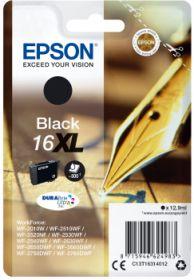 EPSON ORIGINAL - Epson 16XL Noir (500 pages) Cartouche de marque