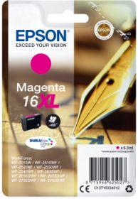 EPSON ORIGINAL - Epson 16XL Magenta (450 pages) Cartouche de marque