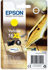 EPSON ORIGINAL - Epson 16XL Jaune (450 pages) Cartouche de marque