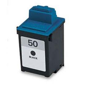 RECYCLE LEXMARK - N° 50 Noir (20 ml) Cartouche remanufacturée