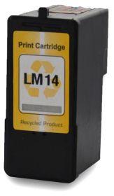 RECYCLE LEXMARK - N°14 / 18C2090 Noir (475 pages) Cartouche remanufacturée Qualité Premium