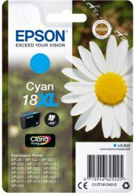 EPSON ORIGINAL - Epson 18XL Cyan (6,6 ml) Cartouche de marque