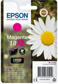 EPSON ORIGINAL - Epson 18XL Magenta (6,6 ml) Cartouche de marque
