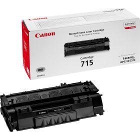 CANON ORIGINAL - Canon 715 Noir (3000 pages) Toner de marque