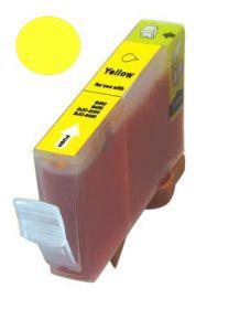 COMPATIBLE CANON - BCI-3 jaune (13 ml) Cartouche générique