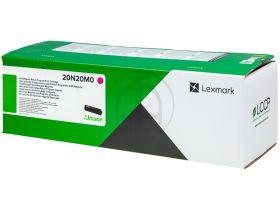 LEXMARK ORIGINAL - Lexmark 20N20M0 Magenta (1500 pages) Cartouche de toner