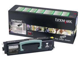 Lexmark 24016SE Noir (2500 pages) Toner de marque