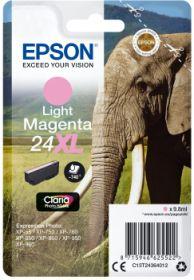 EPSON ORIGINAL - Epson 24XL magenta clair (8,7 ml) Cartouche de marque