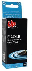 UPRINT - UPrint 24XL Noire (15 ml) Cartouche générique Epson Qualité Premium