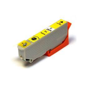 COMPATIBLE EPSON - 26XL jaune (12 ml) Cartouche générique T2634 avec puce