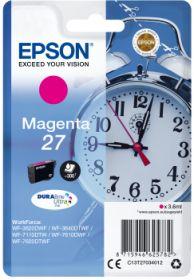 EPSON ORIGINAL - Epson 27 Magenta (3,6ml) Cartouche de marque