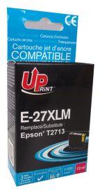 UPRINT - UPrint 27XL magenta (13 ml) cartouche générique Epson Qualité Premium