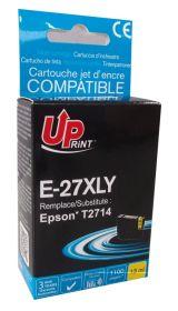 UPRINT - UPrint 27XL jaune (13 ml) cartouche générique Epson Qualité Premium