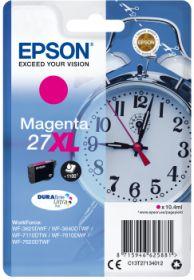 EPSON ORIGINAL - Epson 27XL magenta (10,4ml) Cartouche de marque
