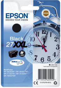 EPSON ORIGINAL - Epson 27XXL noir (34,1 ml) cartouche de marque T2791