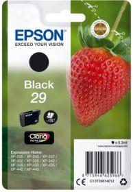 EPSON ORIGINAL - Epson 29 noire (5,3 ml) Cartouche de marque T2981