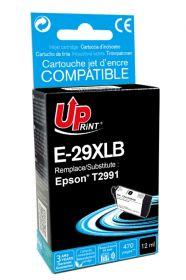 UPRINT/ QUALITE PREMIUM - UPrint 29XL noire (12 ml) Cartouche remanufacturée Epson Qualité Premium