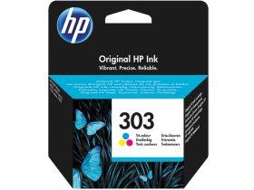 HP ORIGINAL - HP 303 / T6N01AE Couleur (4 ml) cartouche de marque