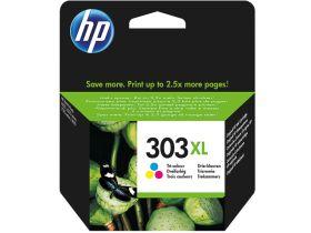HP ORIGINAL - HP 303XL / T6N03AE Couleur (10 ml) cartouche de marque