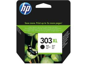 HP ORIGINAL - HP 303XL / T6N04AE Noir (12 ml) cartouche de marque