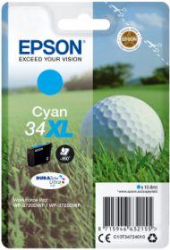 EPSON ORIGINAL - Epson 34XL cyan (10,8 ml) Cartouche de marque T3472