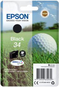 EPSON ORIGINAL - Epson 34 noir (6,1 ml) Cartouche de marque T3461