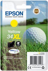 EPSON ORIGINAL - Epson 34XL jaune (10,8 ml) Cartouche de marque T3474