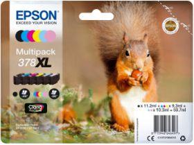 EPSON ORIGINAL - Epson 378XL Multipack de 6 cartouches de marque