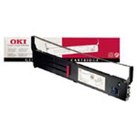 OKI ORIGINAL - OKI 40629303 Noir (15MC) Ruban encreur de marque