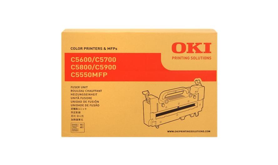 OKI ORIGINAL - OKI 43363203 (60000 pages) Unité de fusion de marque