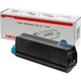 OKI ORIGINAL - OKI 43502002 Noir (7000 pages) Toner de marque