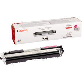 CANON ORIGINAL - Canon 729 Magenta (1000 pages) Toner de marque