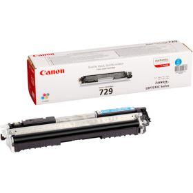 CANON ORIGINAL - Canon 729 Cyan (1000 pages) Toner de marque