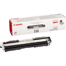CANON ORIGINAL - Canon 729 Noir (1200 pages) Toner de marque