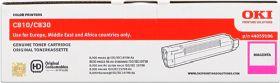 OKI ORIGINAL - OKI 44059106 Magenta (8000 pages) Toner de marque