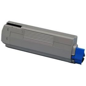 COMPATIBLE OKI - 44059108 Noir (8000 pages) Toner remanufacturé OKI