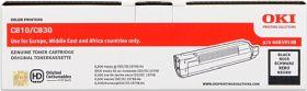 OKI ORIGINAL - OKI 44059108 Noir (8000 pages) Toner de marque