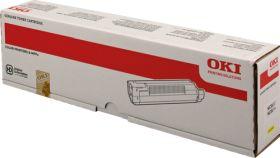 OKI ORIGINAL - OKI 44059253 Jaune (10000 pages) Toner de marque